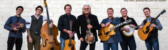Cafe Rule Presents Ricky Skaggs at The Crossing at Hollar Mill!