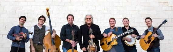 RESCHEDULED – Ricky Skaggs & Kentucky Thunder!
