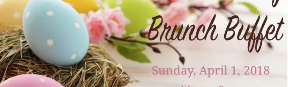 Easter Brunch at Highland Avenue Restaurant!