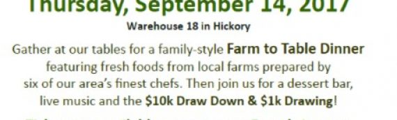First Fruits Farm-To-Table Dinner