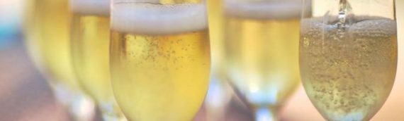 August Wine Night – Non-French Sparkling Wines!