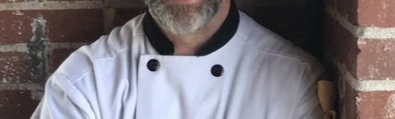 Meet Our New Executive Chef!